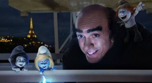 Movie Review:  The Smurfs 2 (2013)