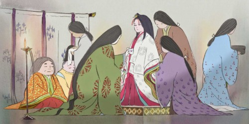 Movie Review: The Tale of The Princess Kaguya (2013)