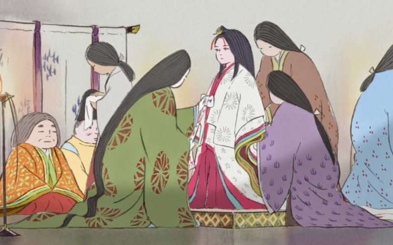 The Tale of The Princess Kaguya (2013) by The Critical Movie Critics