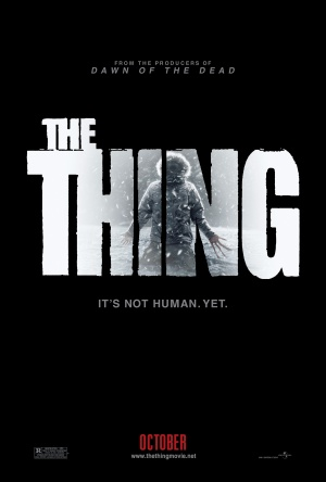 The Thing (2011) by The Critical Movie Critics