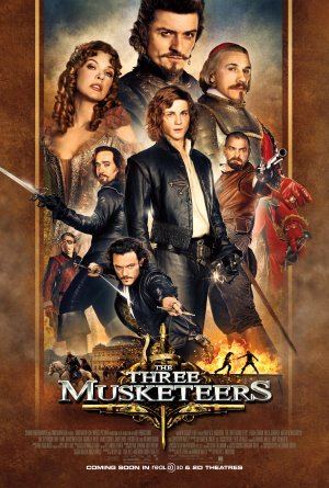 The Three Musketeers (2011) by The Critical Movie Critics