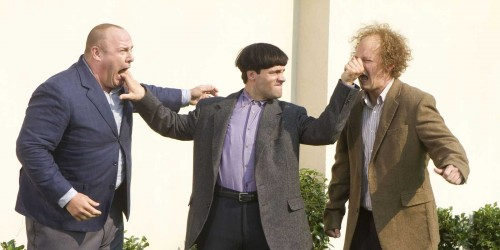 Movie Review: The Three Stooges (2012)