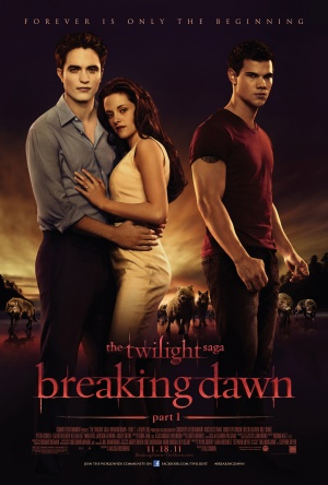 The Twilight Saga: Breaking Dawn - Part 1 (2011) by The Critical Movie Critics
