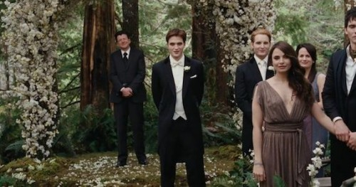 Movie Trailer #2: The Twilight Saga: Breaking Dawn – Part 1 (2011)