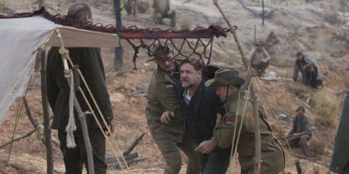Movie Review:  The Water Diviner (2014)