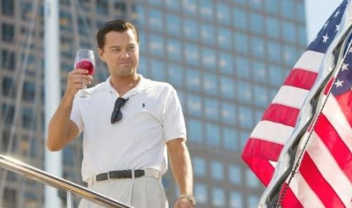 Movie Review:  The Wolf of Wall Street (2013)