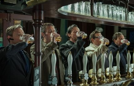 Movie Review:  The World's End (2013)