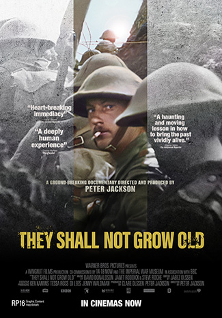 They Shall Not Grow Old (2018) by The Critical Movie Critics