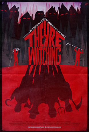 They're Watching (2016) by The Critical Movie Critics