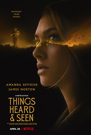 Things Heard & Seen (2021) by The Critical Movie Critics