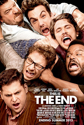 This is the End (2013) by The Critical Movie Critics
