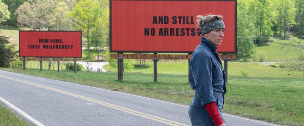 Three Billboards Outside Ebbing, Missouri (2017) by The Critical Movie Critics