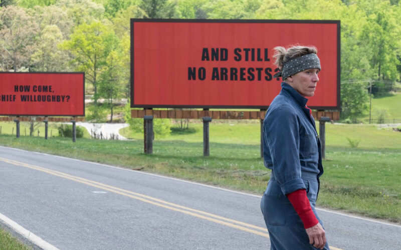 Three Billboards Outside Ebbing, Missouri (2017) by The Critical Movie Critics