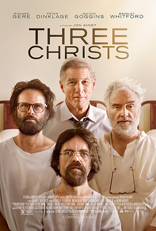Three Christs (2017) by The Critical Movie Critics