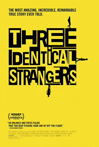 Three Identical Strangers (2018) by The Critical Movie Critics