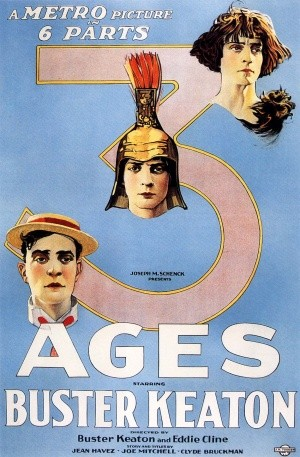 Three Ages (1923) by The Critical Movie Critics