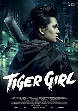Tiger Girl (2017) by The Critical Movie Critics