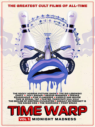 Time Warp: The Greatest Cult Films of All-Time (2020) by The Critical Movie Critics