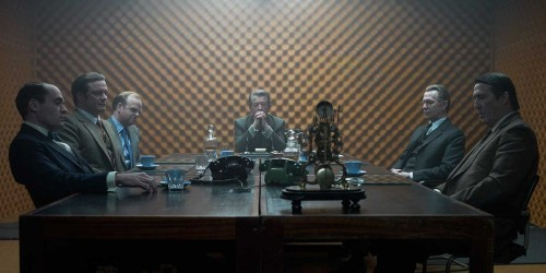 Movie Review: Tinker Tailor Soldier Spy (2011)