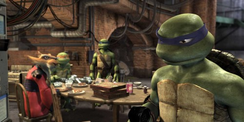 Movie Review: TMNT (2007)