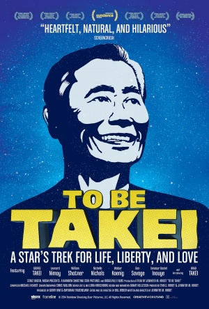 To Be Takei (2014) by The Critical Movie Critics