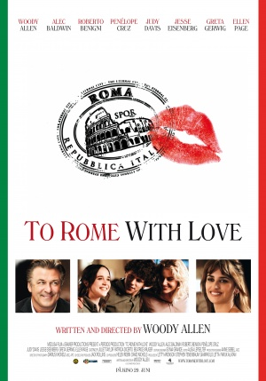 To Rome with Love (2012) by The Critical Movie Critics