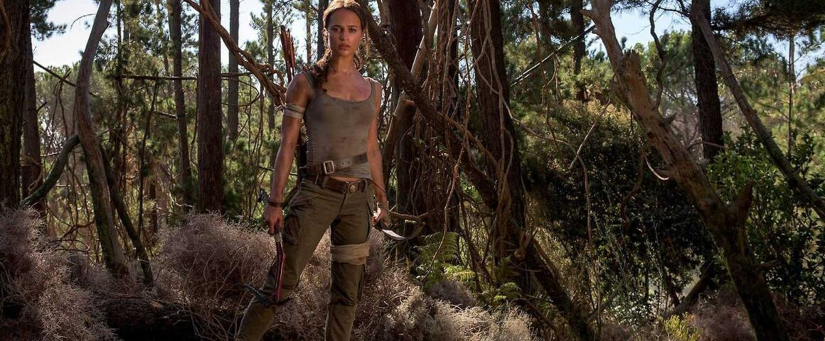 Tomb Raider (2018) by The Critical Movie Critics