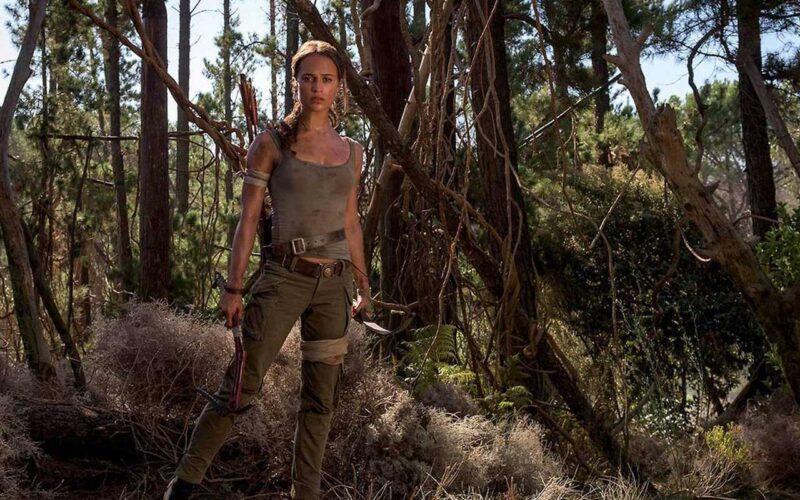 Tomb Raider (2018) by The Critical Movie Critics