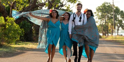 Movie Review:  Top End Wedding (2019)