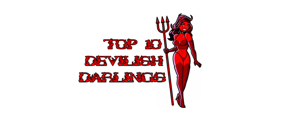 Top 10 Little Devilish Darlings in the Movies by The Critical Movie Critics