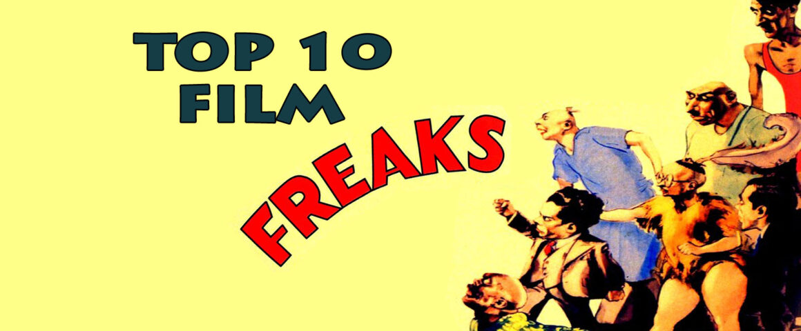 Top 10 Film Freaks by The Critical Movie Critics
