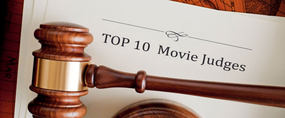 Top 10 Movie Judges by The Critical Movie Critics