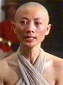 Bai ling shaved