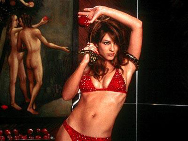 Elizabeth Hurley as Satan