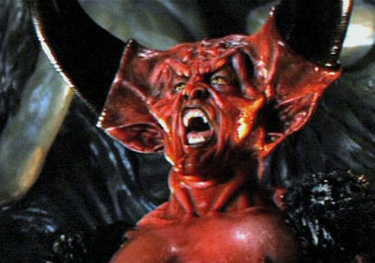 Tim Curry as Satan