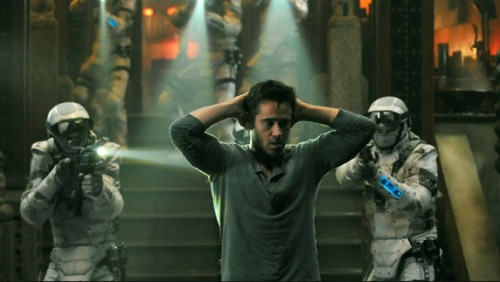 Movie Trailer #2: Total Recall (2012)
