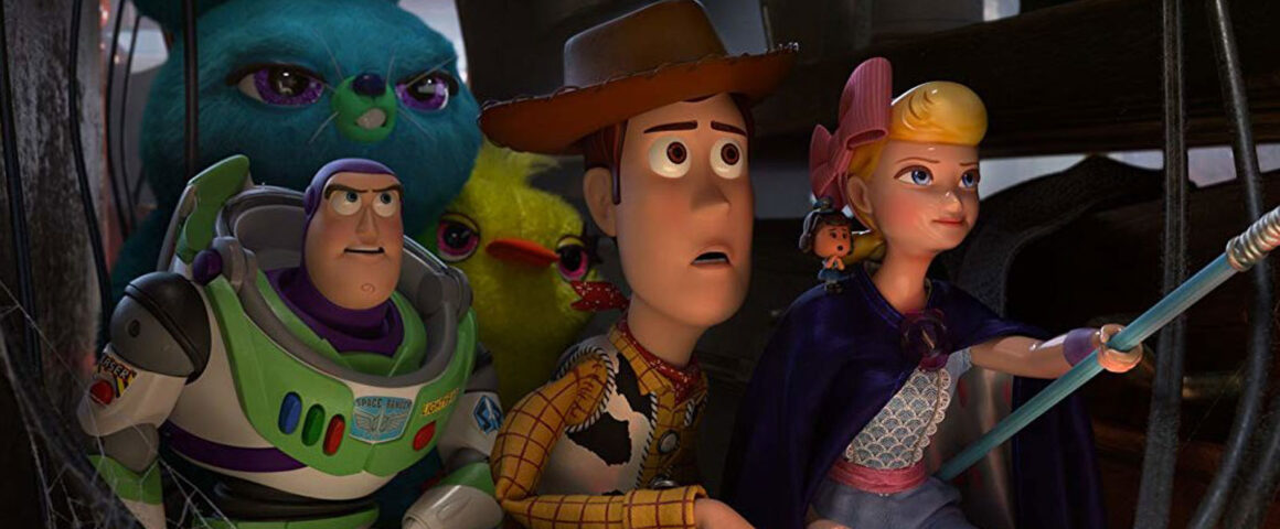Toy Story 4 (2019) by The Critical Movie Critics