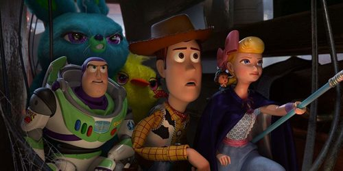 Movie Review: Toy Story 4 (2019)