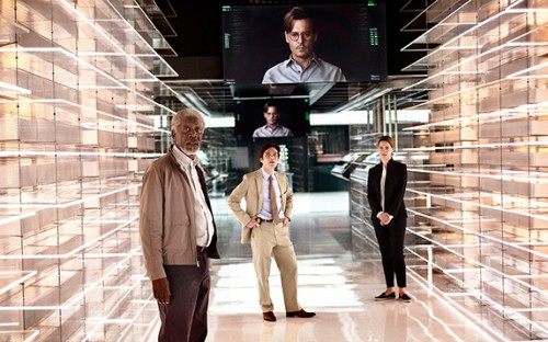 Movie Review:  Transcendence (2014)