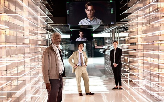 Transcendence (2014) by The Critical Movie Critics