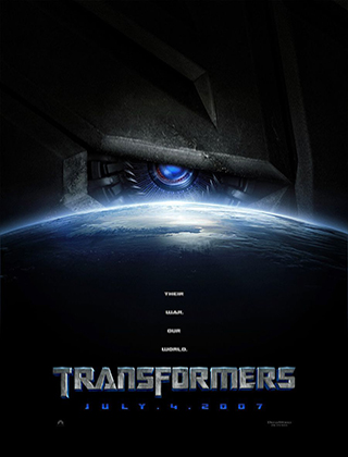 Transformers (2007) by The Critical Movie Critics