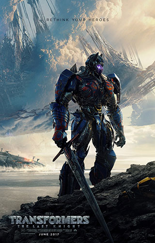 Transformers: The Last Knight (2017) by The Critical Movie Critics