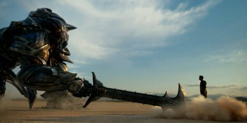Movie Review: Transformers: The Last Knight (2017)