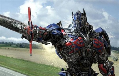 Movie Review:  Transformers: Age of Extinction (2014)