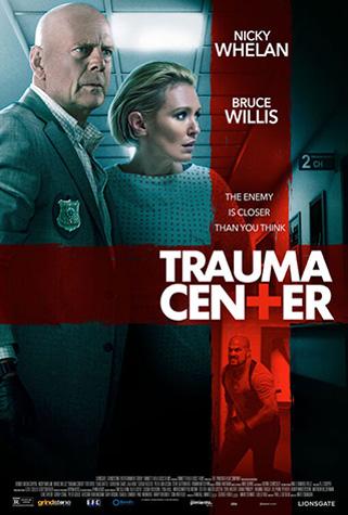 Trauma Center (2019) by The Critical Movie Critics