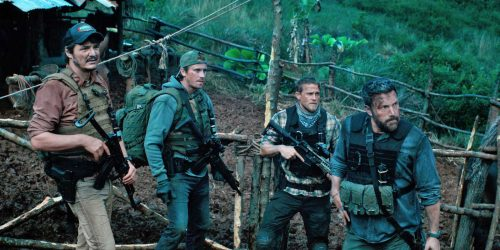 Movie Review: Triple Frontier (2019)