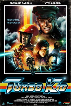 Turbo Kid (2015) by The Critical Movie Critics