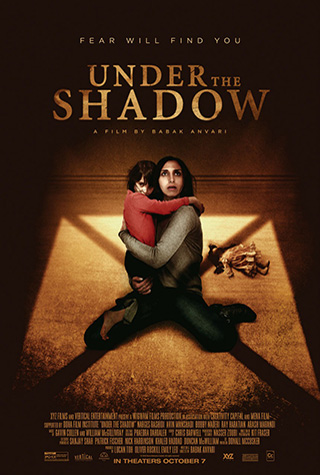 Under the Shadow (2016) by The Critical Movie Critics