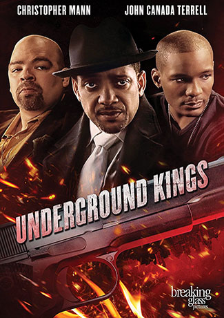 Underground Kings (2017) by The Critical Movie Critics