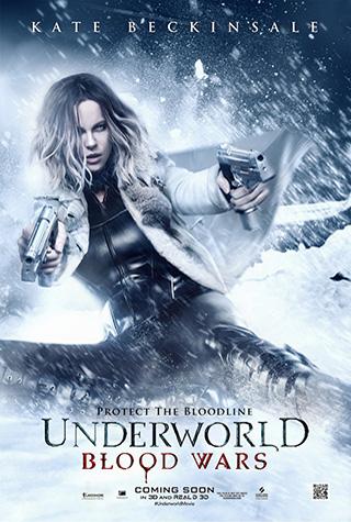 Underworld: Blood Wars (2016) by The Critical Movie Critics